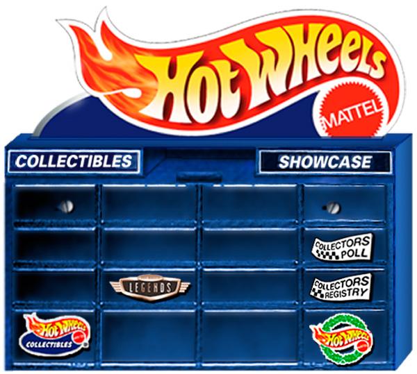 Hot Wheels - Website