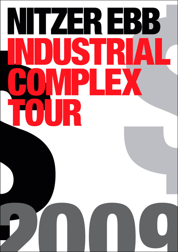 Nitzer Ebb - Industrial Complex Website