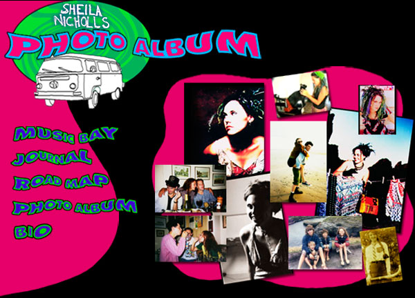 Hollywood Records - Sheila Nicholls Website